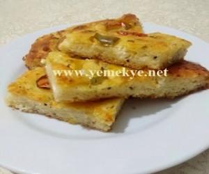FOCACCİA/İtalyan ekmeği