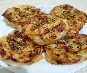 Sebzeli Gül Böreği (2)