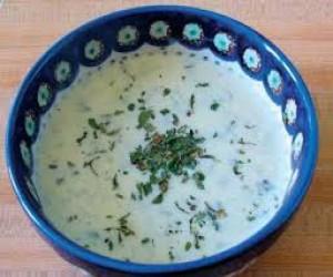 Azeri Yoğurt Çorbası