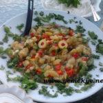 Köz Patlıcan Salatası(Manca)