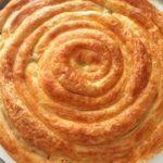 Bulgurlu Ekşimikli Kol Böreği